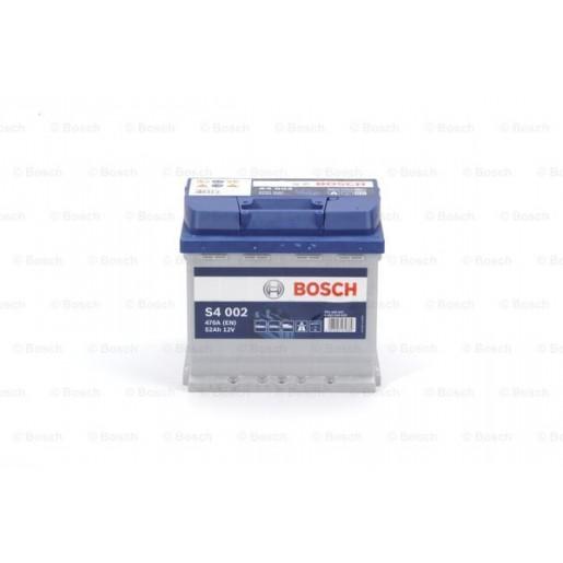 0092S40020 BATERIE BOSCH S4 SLI 12V 52AH 470A 175X207X190  +DR