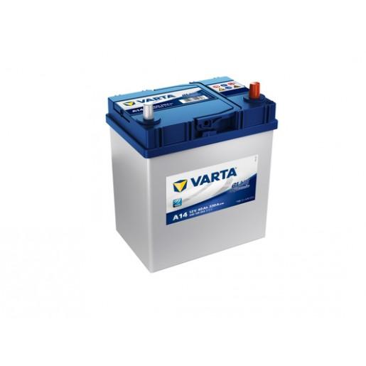 5401260333132 ACUMULATOR VARTA BLUE DYNAMIC 12V 40AH 330A A14 187X127X227 +DR