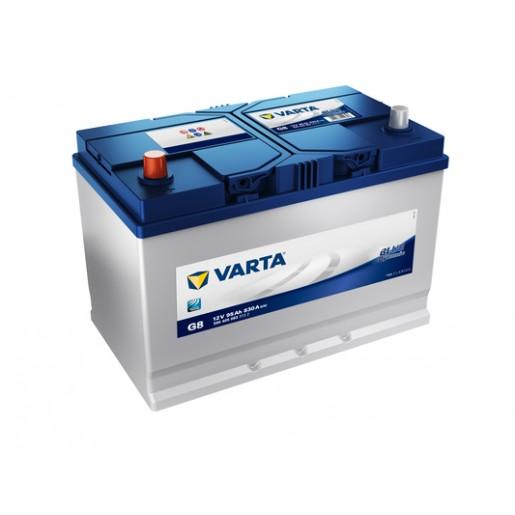 5954050833132 ACUMULATOR VARTA BLUE DYNAMIC 12V 95AH 830A G8 306X173X225 +STG