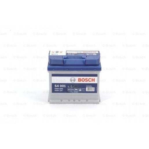 0092S40010 BATERIE BOSCH S4 S4 001 12V 44AH 440A 207X175X175 +DR