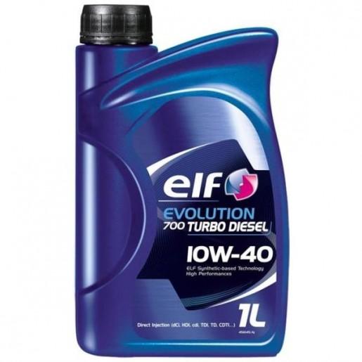 ELF 10W-40 EVOL 700 TURBO DIESEL - 1L