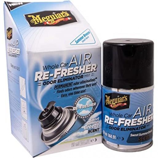 G16602EUMG AIR REFRESHER - SUMMER BREEZE - EU - MEGUIARS