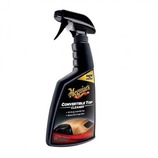 G2016EUMG SPRAY CURATAT PLAFOANE EXT DIN TEXTIL, 473 ML, CONVERTIBLE TOP CLEANER -EU- MEGUIARS