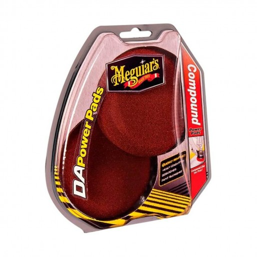 G3507INTMG DISC POLISHAT, 2 BUC, DPERA POWER SYSTEM CUTTING PAD PACK - MEGUIARS