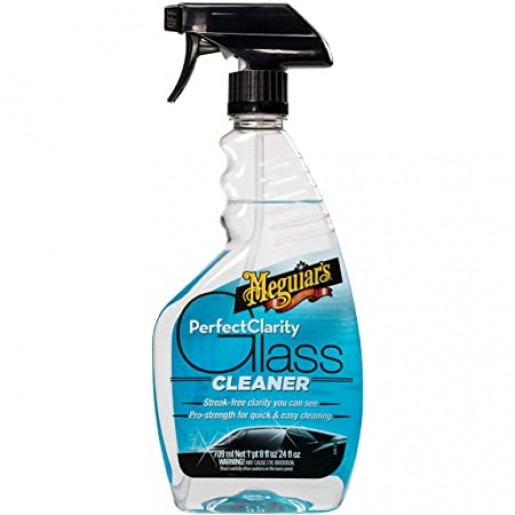 G8224MG SOLUTIE CURATAT GEAMURI,  PERFECT CLARITY GLASS CLEANER (TRIGGER) - MEGUIARS
