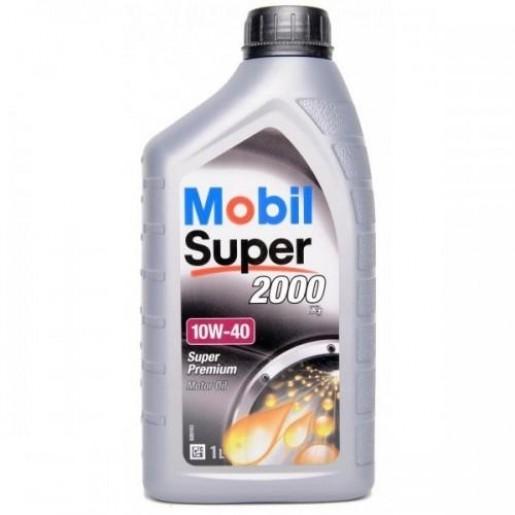 MOBIL SUPER 2000 X1 10W-40 (1L)