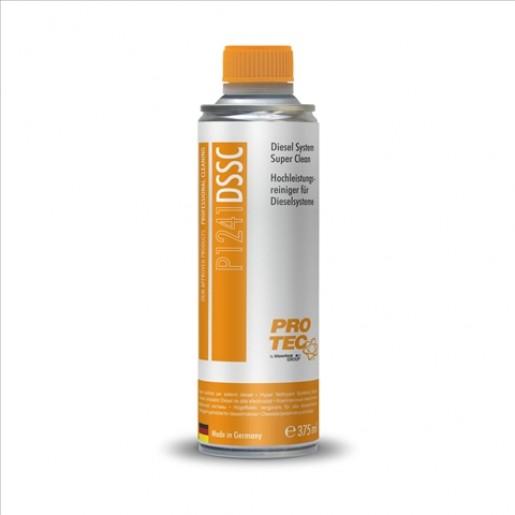 PRO1241 DIESEL SYSTEM SUPER CLEAN - ADITIV CURATARE SITEM ALIM (DIESEL) 375ML PROTEC