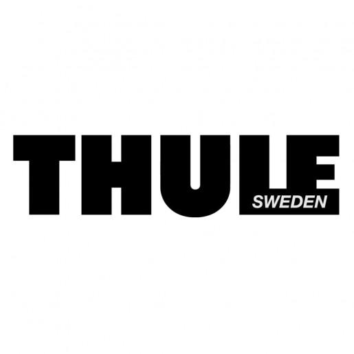 711320-THULE 127 SET BARE TRANSVERSALE WINGBAR EVO BLACK, ALUMINIUM, NEGRE, 127CM THULE