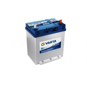 5401250333132 BATERIE VARTA 12V 40AH 330A BLUE DYNAMIC A13 187X127X207MM +DR