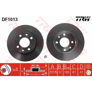 DISC FRANA - TRW DF1013