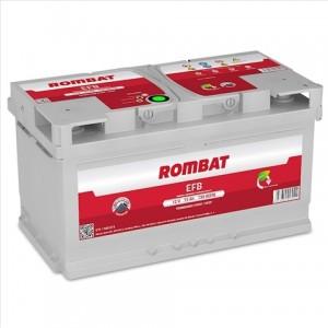 BATERIE ROMBAT EFB START-STOP 75AH 730A 315X175X175 +DR - 57511A0073ROM