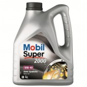 MOBIL SUPER 2000 X1 10W-40 (4L)