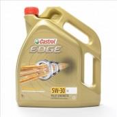 CASTROL OIL -5 EDGE 5W-30 LONG LIFE TITANIUM 5L