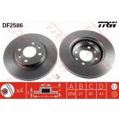 DISC FRANA  - TRW DF2586