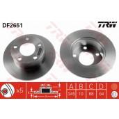 DISC FRANA  - TRW DF2651