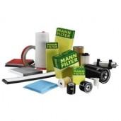 Pachet filtre revizie Dacia Logan 1.5 DCI 65 cai, filtre Mann-Filter+ ulei ELF10w40/4l